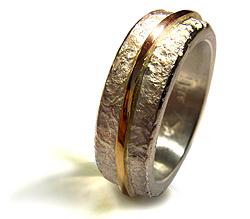 Ringe gold und silber  Modeschmuck