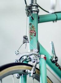 Bianchi Detail Bremse | Rennradfotografie