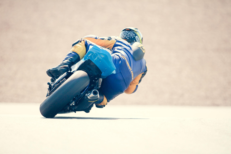 Fahrertraining am Sachsenring für DUCATI