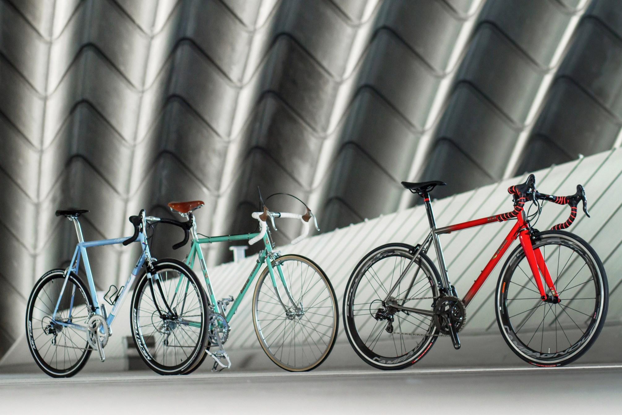 Stahl mit Stil | Rennradshooting für TOUR Magazin