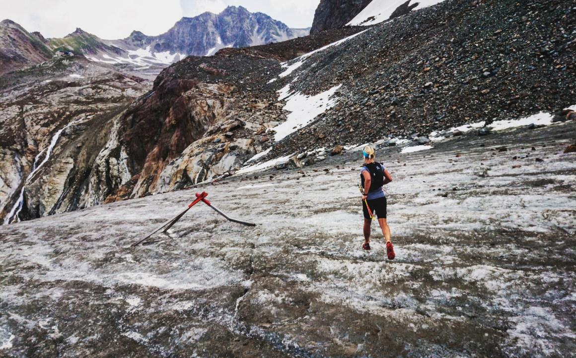 Pitztal Alpine Glacier Trail Vorbereitung