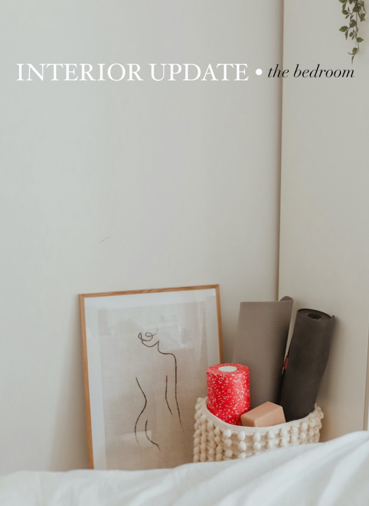 Interior Update: Schlafzimmer