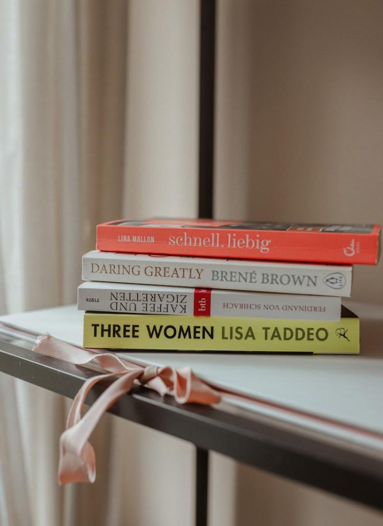 Bücher, die ich im Sommer 2020 gelesen habe
