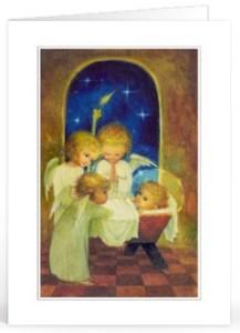 Christelijke kerst teksten voor op een kaartje