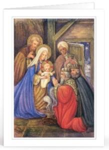 Kerst tekst Bijbel voor op een kaartje