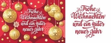Kerst teksten in het Duits
