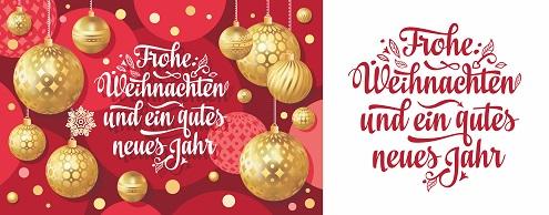 Wonderlijk Kerst teksten Duits. De mooiste Duitse kerstteksten en kerstwensen. RX-89