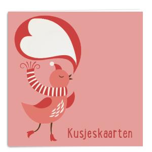 Kleintje Kerstspel - Kusjeskaarten spelkaart