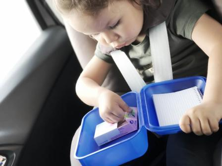 Kinder Reise Gadgets Malbox To Go