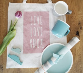 Shopping HIghlights Mai - Home Accessoires Tchibo