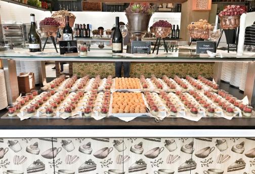 Hotel Dachsteinkönig - Familienurlaub Restaurant Buffet