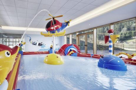 Hotel Dachsteinkönig - Familienurlaub Wasserland