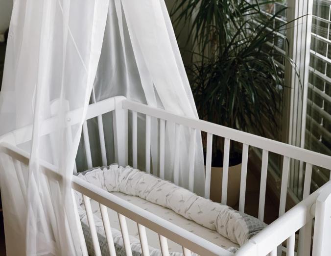 Ideen & Tipps für ein schönes Kinderzimmer, Babyzimmer, Wiege, Möbel