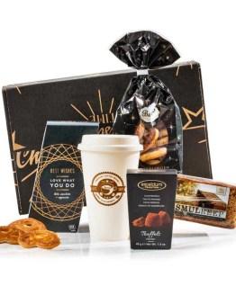Koffie & Go kerstpakket