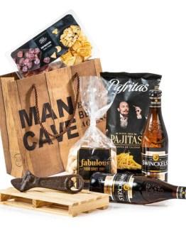 Man Cave kerstpakket