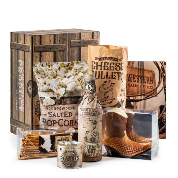 Cowboy Choco kerstpakket