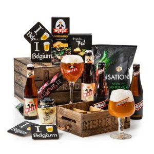 Lekker Belgisch kerstpakket