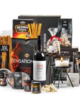 Trendy Tafeltjes kerstpakket