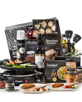 Raclette de Luxe kerstpakket