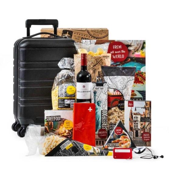 Around the World kerstpakket
