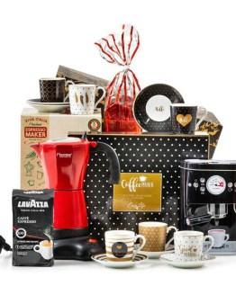 Heerlijke Espresso kerstpakket