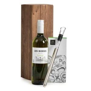 Les Bories wijngeschenk
