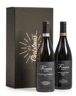 Florence Aaldering wijngeschenk
