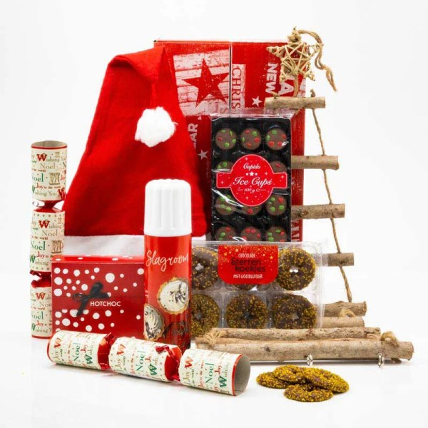 Vrolijke Kerst kerstpakket