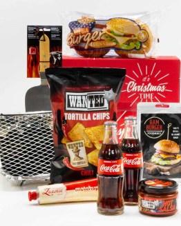 Samen BBQen kerstpakket