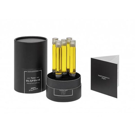 Olijfolie geschenkbox