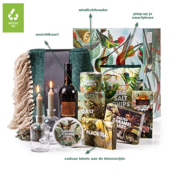 Artistic Nature Kerstpakket