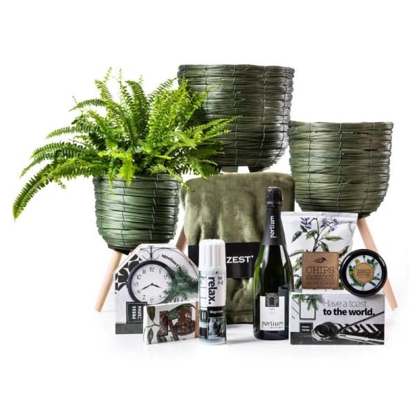 Botanisch Groen Kerstpakket