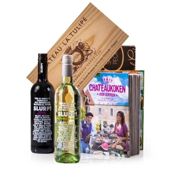 Chateaukoken Wijngeschenk