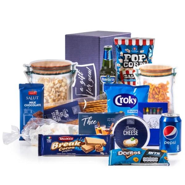 Blauw voor Jou! Kerstpakket