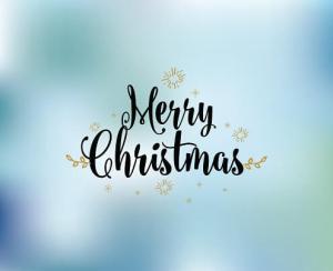 Fijne kerst tekst