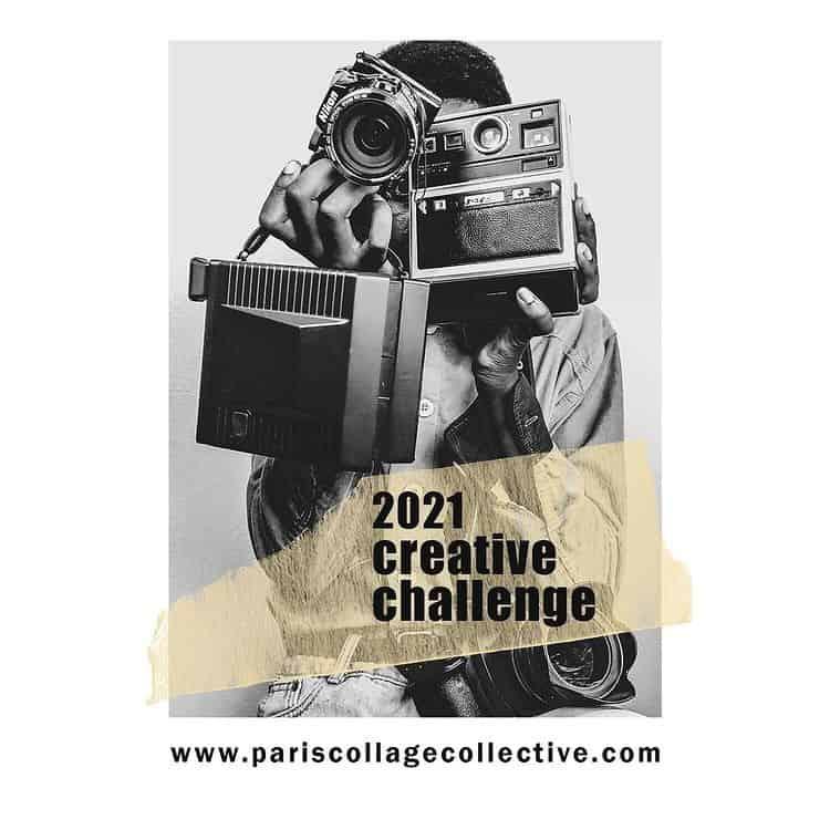 Paris Collage Collective 2021