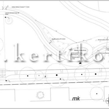 Park, virágágy tervezés