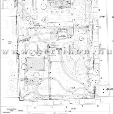 Tereprendezési terv, környezetalakítási tervezés