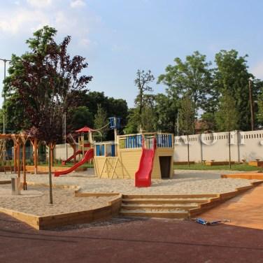 Tematikus játszóterek - óvodakert, játszóudvar