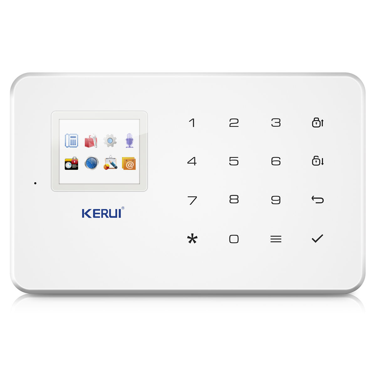 Kerui G18 Wireless GSM Home Security Burglar Alarm System