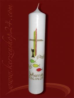 Kerzenshop24de  Kerze zur Konfirmation J1014  online