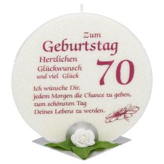 70 Jahre Geburtstag  Geburtstag