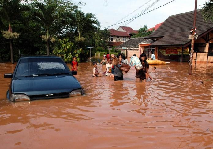 Banjir Jawa Tengah