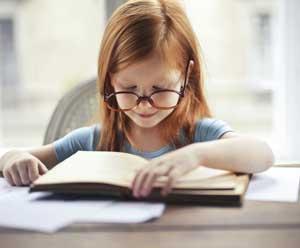 הקשר בין ילדים ראייה ולימודים