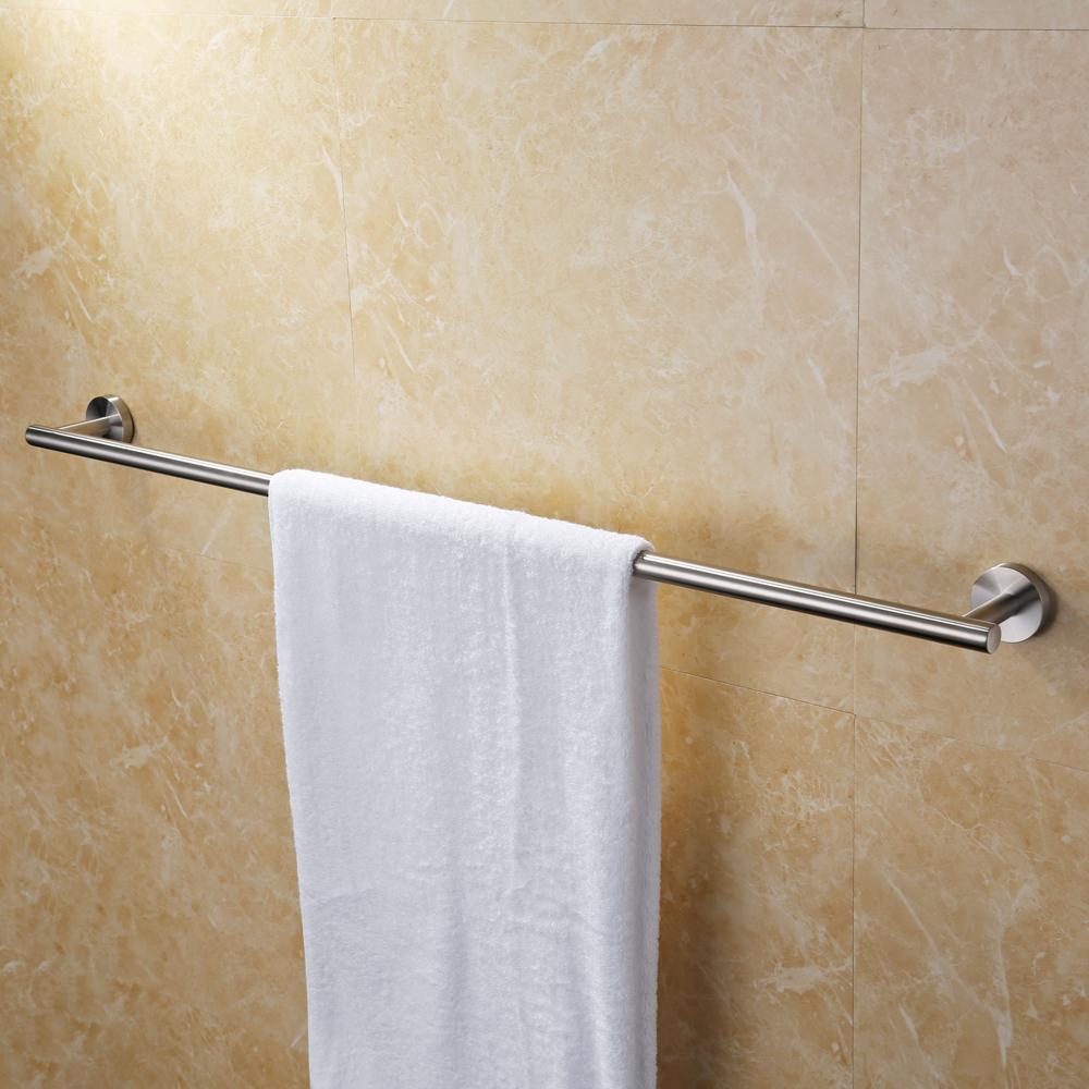 KES 36Inch Towel Bar Bathroom Shower Organization Bath