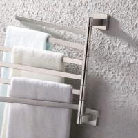 KES Bath Towel Holder Swing Hand Towel Rack SUS 304 ...