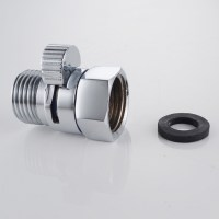 KES Shower Head Shut-Off Valve Ball Valve 1/2-Inch NPT ...