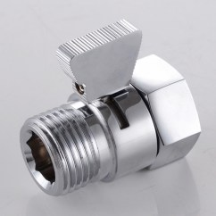 Kitchen Faucet Aerator Parts Repainting Cabinets Kes Brass Shower Flow Control Valve Water Pressure ...