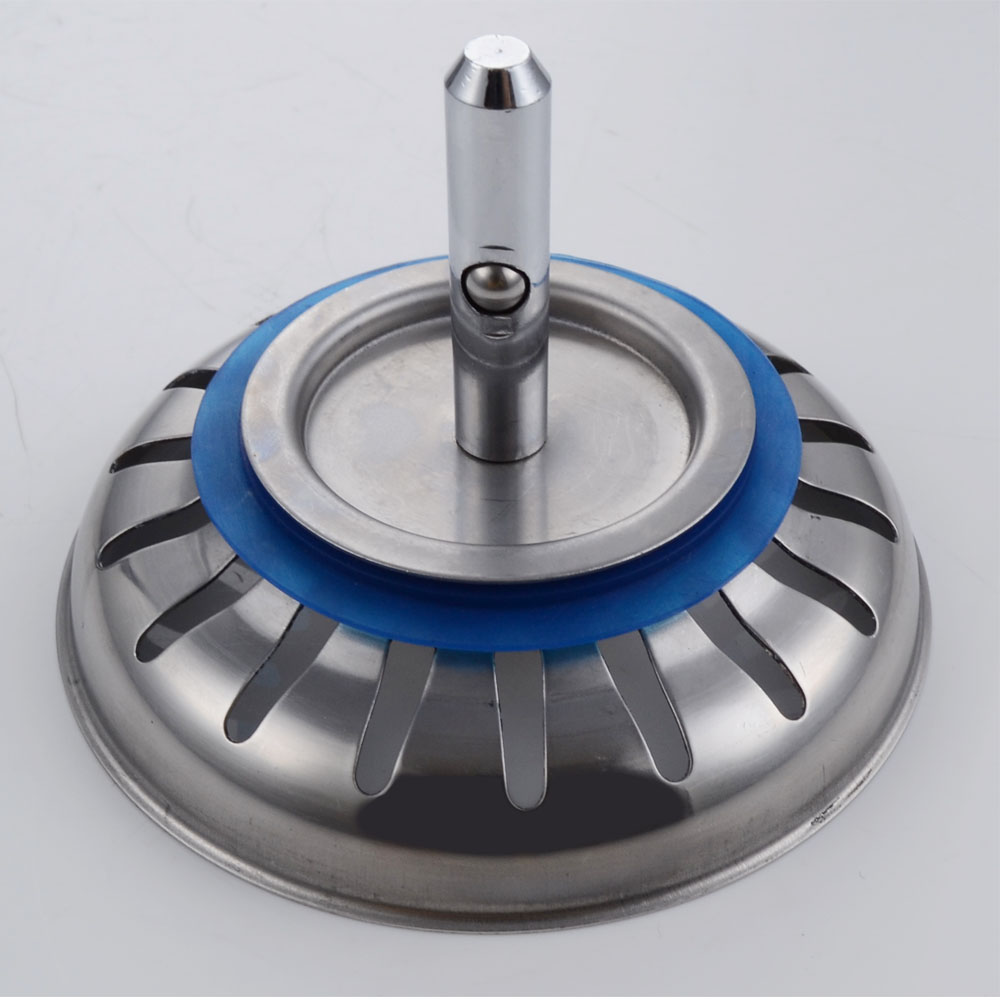 kitchen sink strainers remodel ideas images kes sus304 stainless steel strainer stopper waste plug 2 pcs pss5 p2