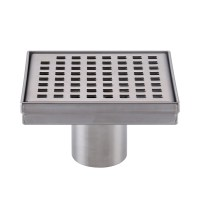 Floor Drain Grate Square | Taraba Home Review